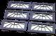 Neato XV HEPA Filter - 6 Stück