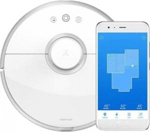 Xiaomi Roborock S50 mit App (iOS, Android)