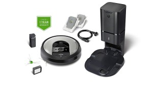 Lieferumfang Roomba i7+